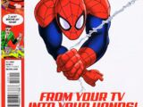 Marvel Universe: Ultimate Spider-Man Issue 3