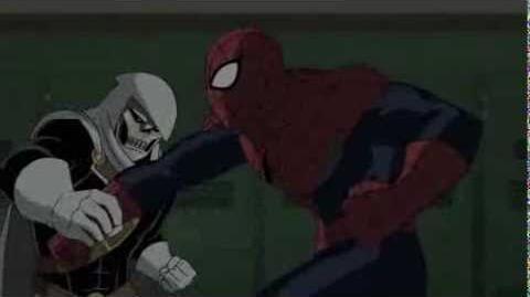 Ultimate Spider-Man Episode 6 - Clip 1