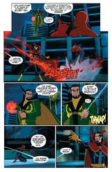 Miles From Home (Issue 3) Preview Page 5