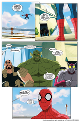 Contest of Champions (Part 1) (Issue 1) Preview Page 3