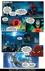 Miles From Home (Issue 3) Preview Page 2