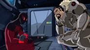 Scarlet Spider with Kraven