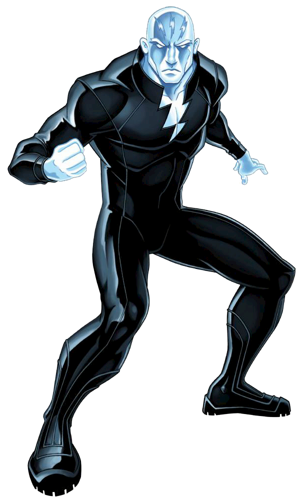 Electro Ultimate Spider Man Animated Series Wiki Fandom