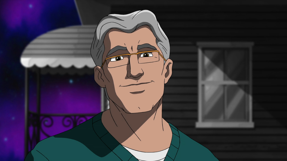 Uncle Ben Ultimate Spider Man Animated Series Wiki Fandom
