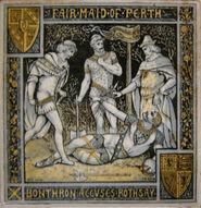 Fair Maid of Perth - Bonthron Accuses Rothsay