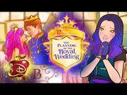 Ben and Mal's Royal Wedding Preparation 👰- Compilation - Descendants
