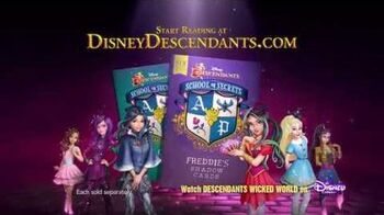 """Freddie's_Shadow_Cards""_A_Descendants_Novel_Disney_Descendants"