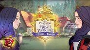 My Maid of Honor 💙 Mal and Ben's Royal Wedding Descendants