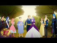 Wedding on the Isle - The Royal Wedding - Descendants