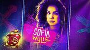 Night Falls Dance Remix 🌙 Sofia Wylie Descendants Remix Dance Party Descendants