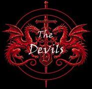 The devils logo 2009