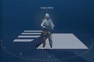 Sergeant Moller