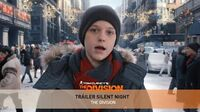 """Tom Clancy's The Division - Official Live Action Trailer """"Silent Night"""" ES"""