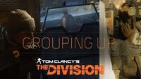 Tom Clancy's The Division - Grouping Up - Agent Training 1 ES