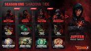 TD2 - Season 1 Roadmap