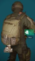 D3-FNC backpack