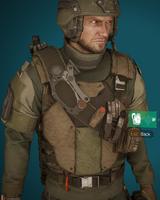 D3-FNC2 vest