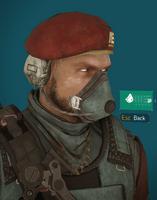 TA2 mask