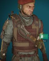 TA vest