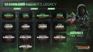 TD2 - Season 2 Roadmap