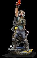 Dark Zone statue - The Division 2