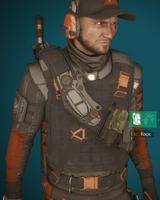 Firecrest vest