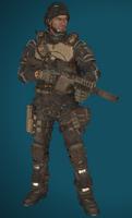Striker Classified Gear