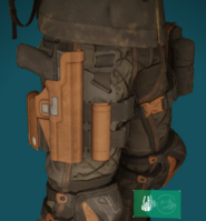 Nomad holster