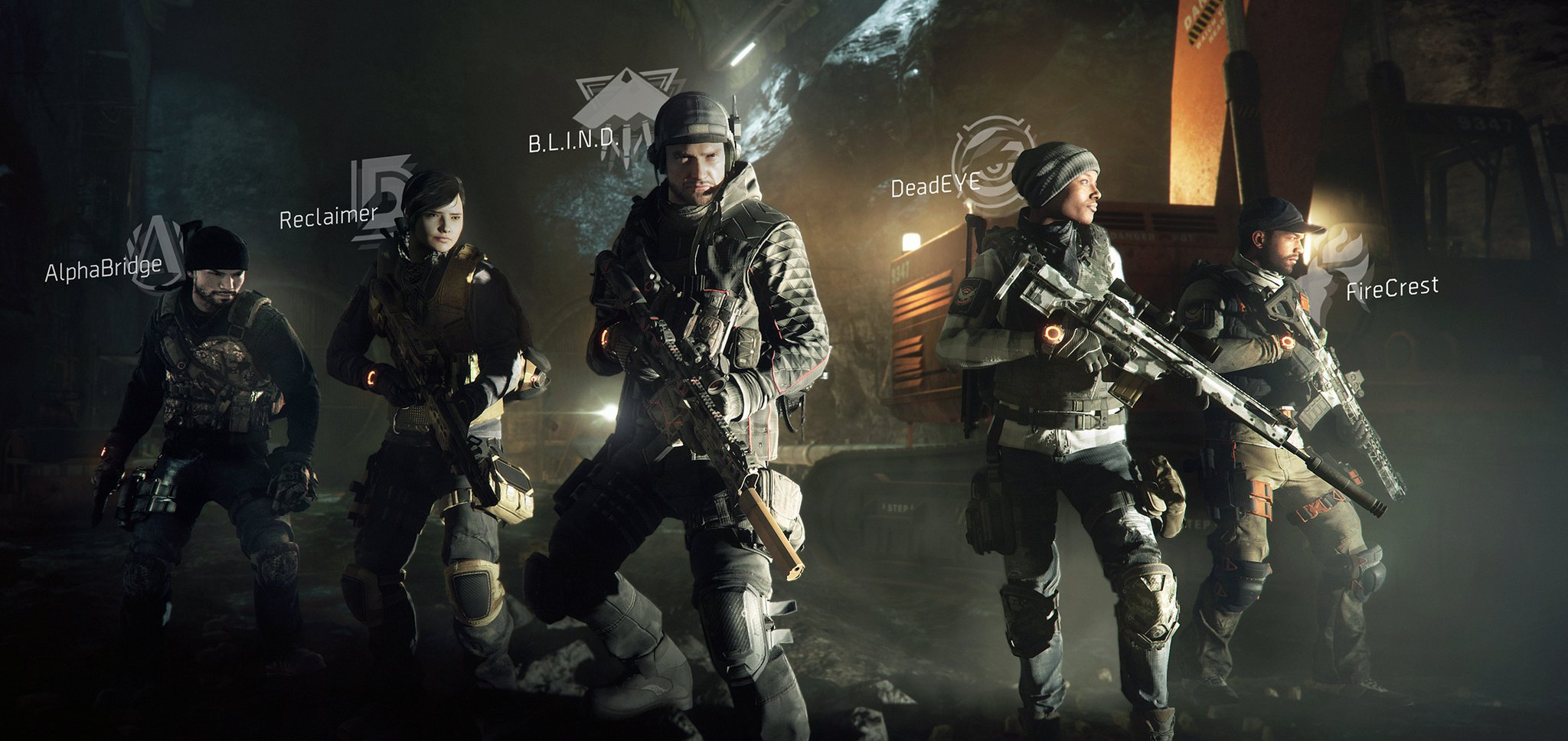 Gear Sets The Division Wiki Fandom