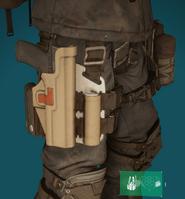 Striker2 holster