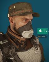 LS2 mask
