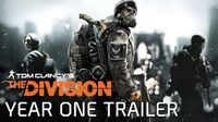 Tom Clancy's The Division - Year One Trailer ES