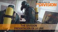 Presentación de The Division en la UME (ESPAÑA)