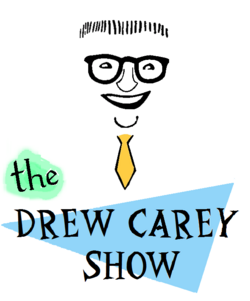 """In response to a lawsuit from co-worker Nora O'Dougherty over an offensive cartoon printed in the company newsletter, Drew consults the company's attorneys (Penn Gillette as Archibald Fenn}, but then is forced to represent himself in """"See Drew Run"""" in Season 2 (ep.#17)"""