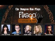 TDR Plays Fiasco- A Covenant on Fire!