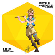 Lilly by adampseal