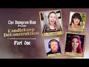 TDR Presents- Kandlekeep Dekonstruktion - A Candlekeep Mystery - Part 1