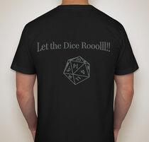 Dungeon run shirt