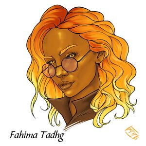Fahimatadhg