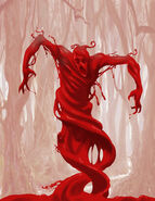 'Vargen' (in his 'Blood Shell') by jdillustrates