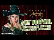 Arcane Artistry w- Guest- Amy Vorpahl