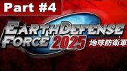 Earth Defense 2025 Walkthrough Mission 4 Setting Sun