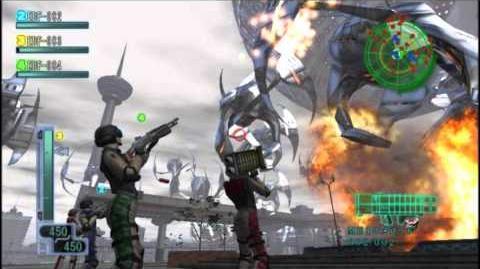 Earth Defense Force 3 Portable PS Vita