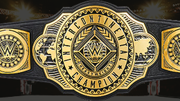 The Intercontinental Championship's current design