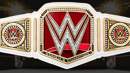 Current design of the WWE Women's Championship