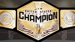 WWE United States Championship's current design