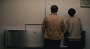 The end of the fucking world S1 E2 James Toilettes