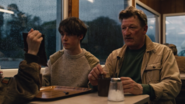 The end of the fucking world S1 E2 James Diner