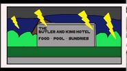 The Butler Dies