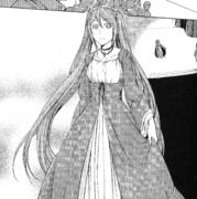 Michaela (vestida de diva - manga)